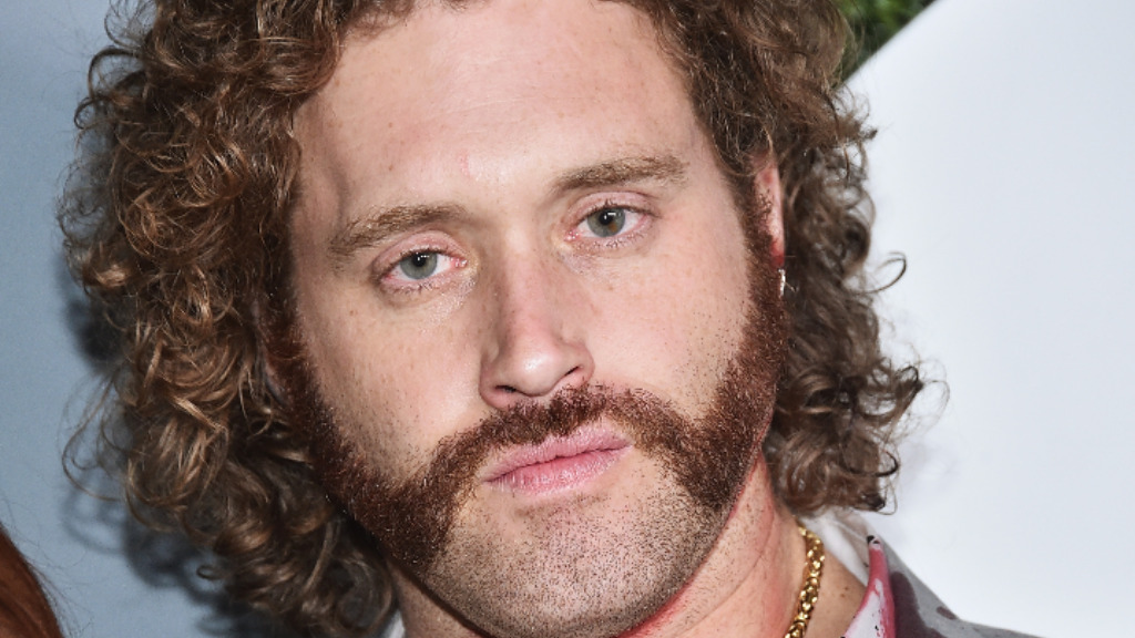 Comic actor TJ Miller arrested in row over Donald Trump