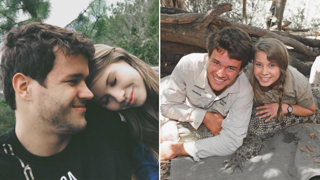 Bindi Irwin farewells boyfriend in touching Instagram post