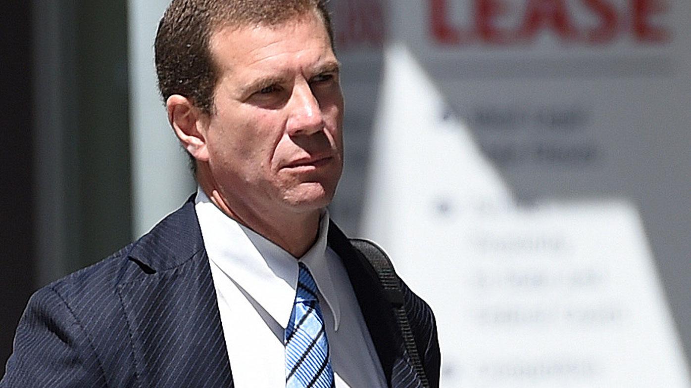 Former Billabong boss Matthew Perrin has been behind bars since January. (AAP)