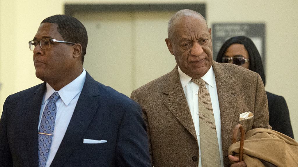 Just one accuser to testify at Bill Cosby trial