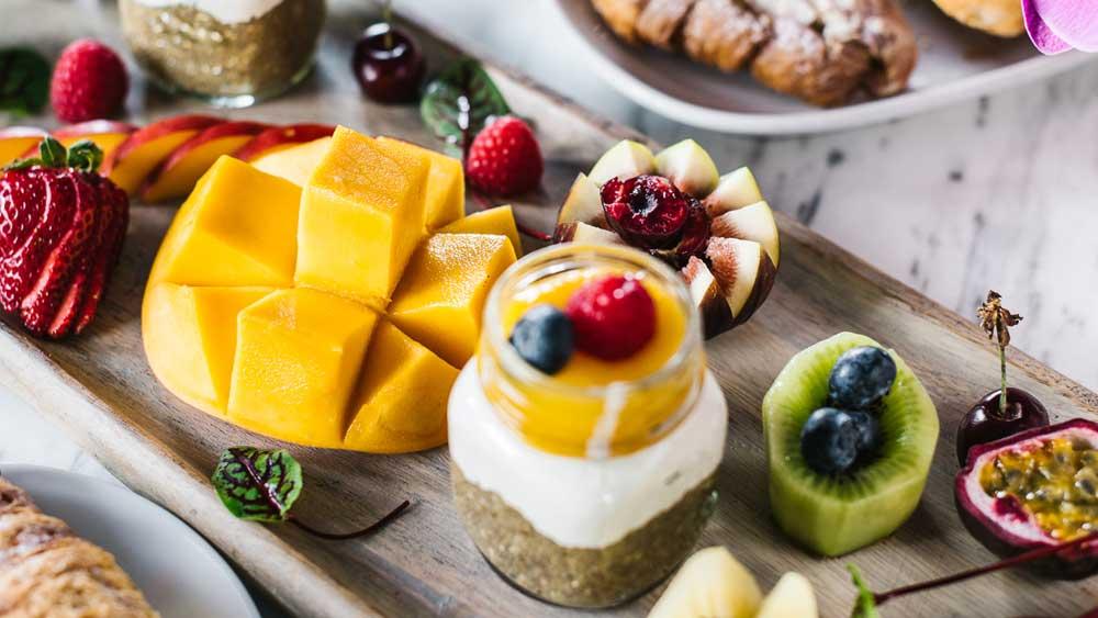 Chia pudding by Ben Varela for The Royal Hotel Paddington