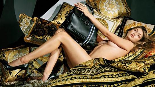 Gigi Hadid's naked ambition
