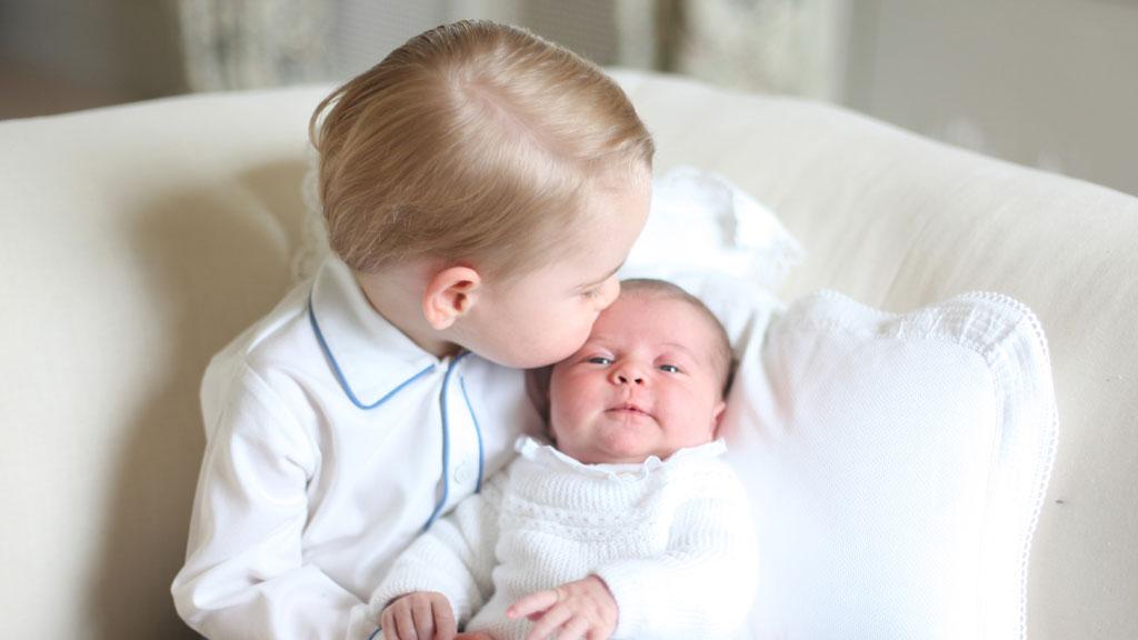 Princess Charlotte was born in 2015. (File image)