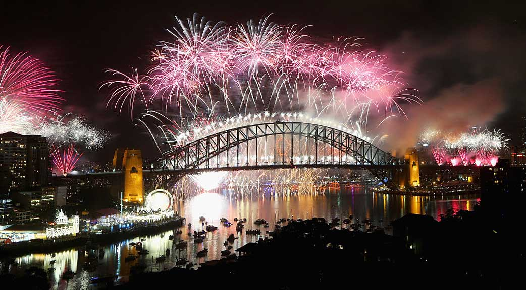 The Best Vantage Points To Watch The Fireworks In