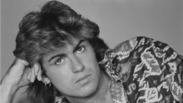 A life in pictures: George Michael dies aged 53