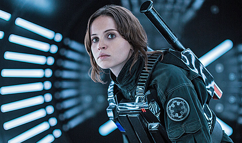 Rogue One: A Star Wars Story has been nominated for Best Visuals and Best Sound Mixing. (Walt Disney Studios Motion Pictures)