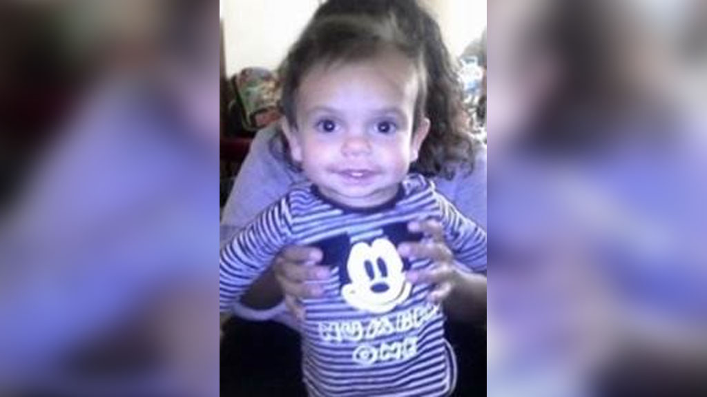 Police search for missing Victorian toddler