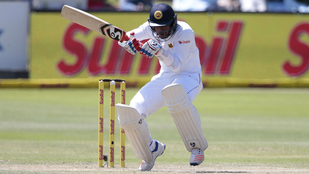 South Africa take 81-run lead v Sri Lanka