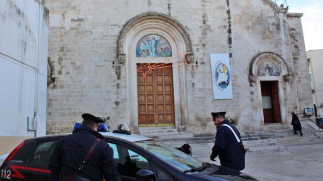 Italy, church cross over mass for murdered mafia boss