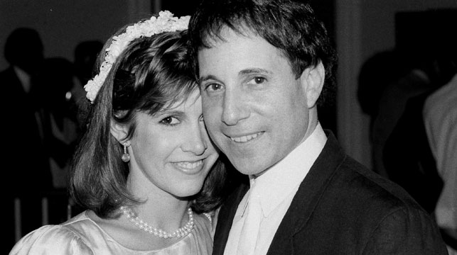 'Comfortable hell': Paul Simon mourns ex wife Carrie Fisher