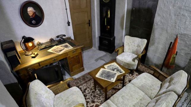 Replica of Hitler's bunker stirs unease in Germany