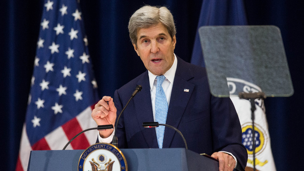 US Secretary of State John Kerry tears into Israel over settlements
