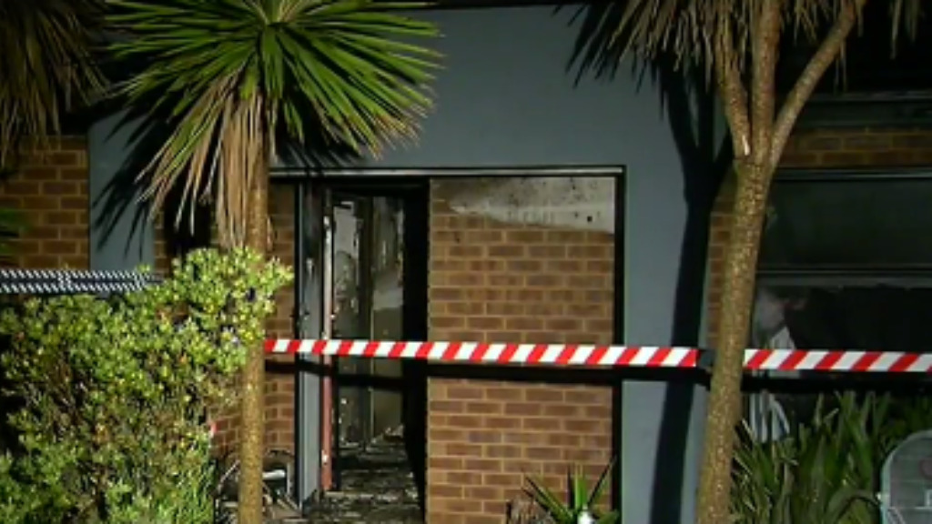 Woman found dead in Melbourne house fire