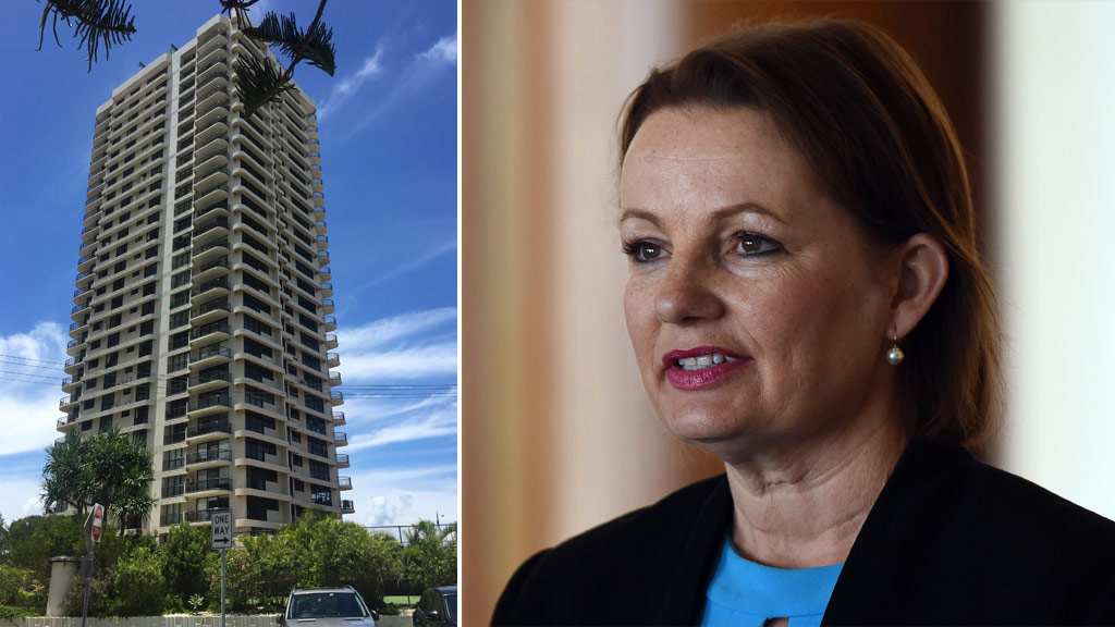 Health Minister Sussan Ley to repay travel costs for 2015 Gold Coast trip