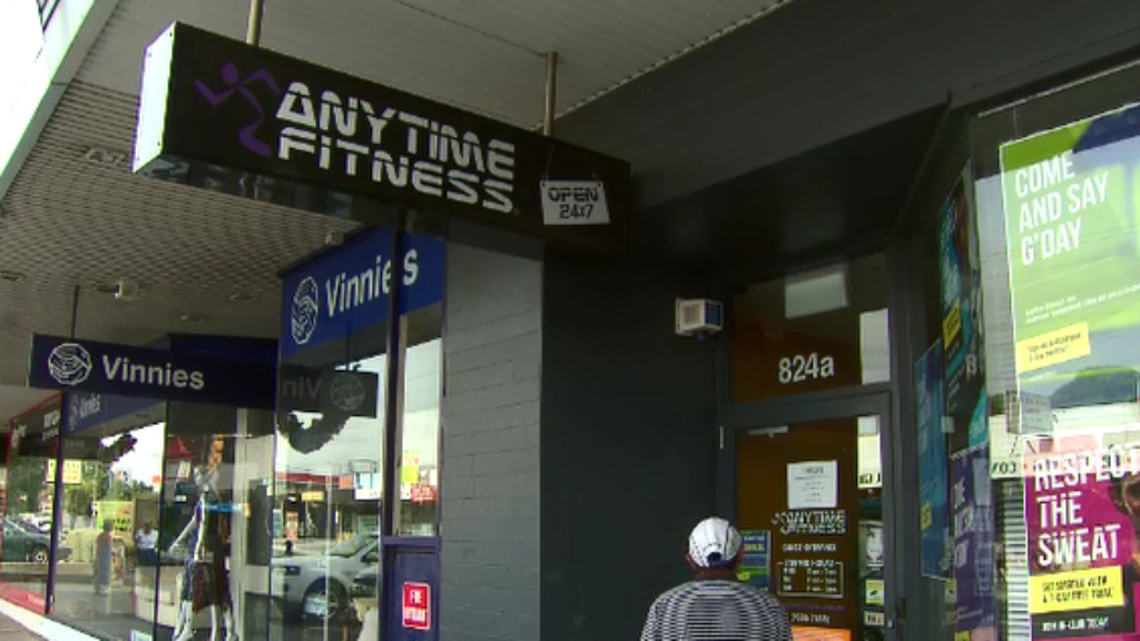 A man has been assaulted and attacked outside a gym in Melbourne's north. (9NEWS)