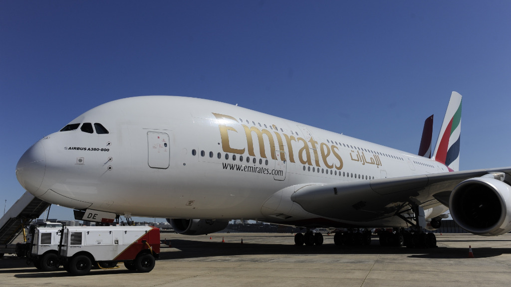 Snake on a plane grounds Dubai-bound Emirates flight