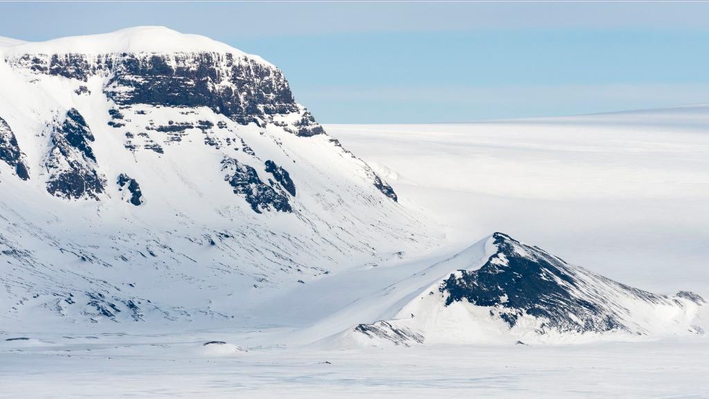Iceland's Langjokull glacier. (AFP file image)