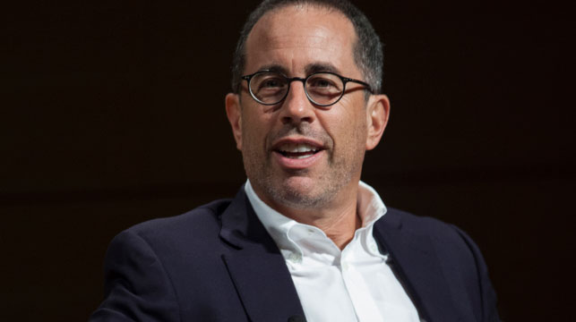 Jerry Seinfeld refused entry to the White House for Obama's farewell