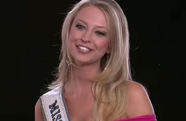 Former Miss USA contestant charged with Sydney assault
