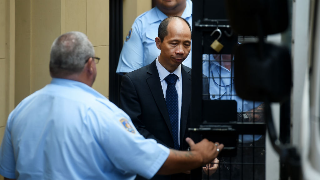 Xie jailed for life for five murders