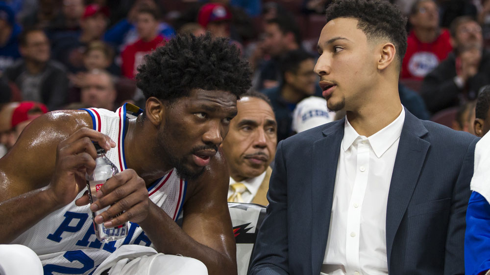 Ben Simmons closer to NBA debut