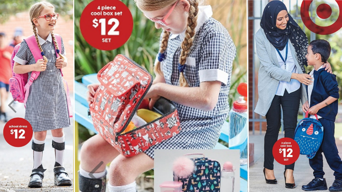 Majority heap praise on Target for diverse back to school catalogue