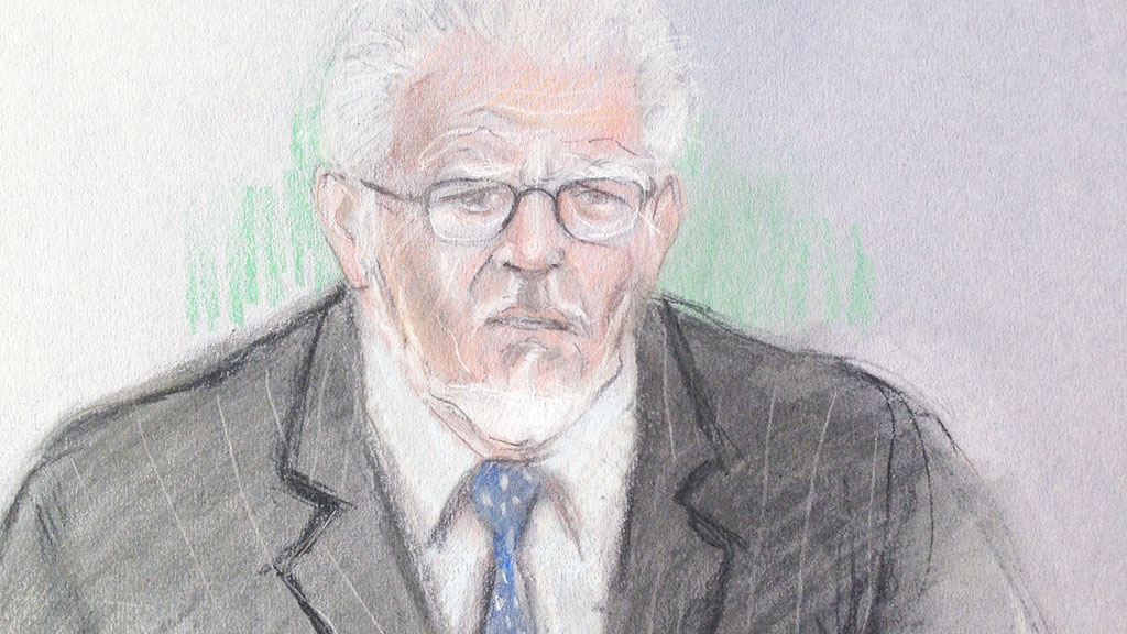Woman denies claim she accused Rolf Harris of indecent assault for compensation