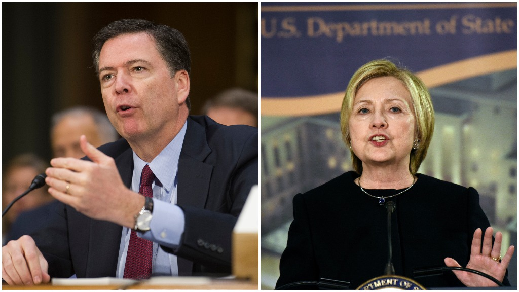 US Justice Department begins investigation into FBI actions on Clinton emails