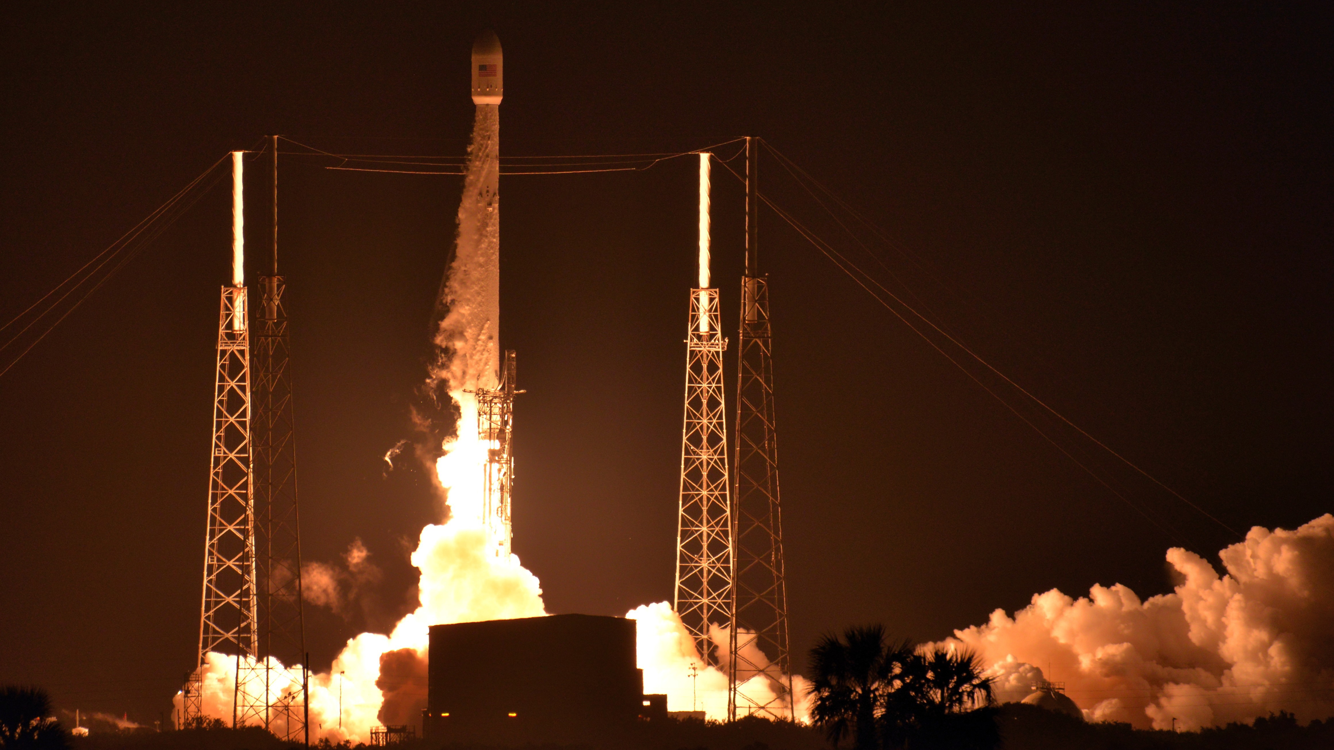 SpaceX to launch first rocket since Falcon 9 explosion