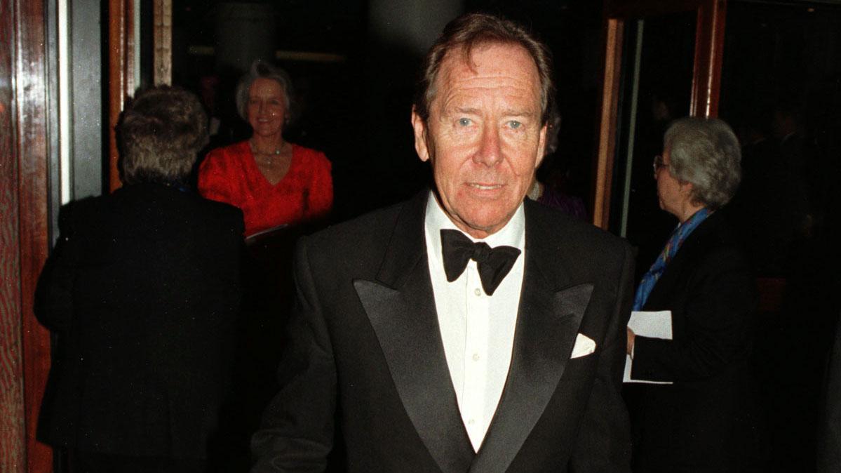 Princess Margaret's ex-husband, photographer Lord Snowdon, dies aged 86