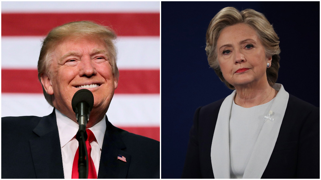 Donald Trump declares Hillary Clinton 'guilty as hell' on Twitter