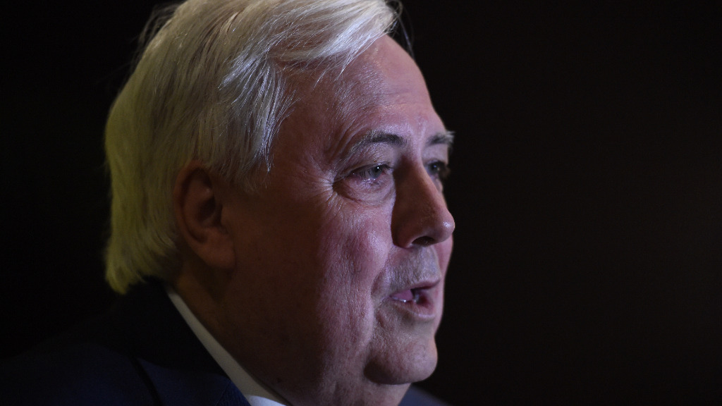 Clive Palmer accuses Gold Coast council of shooting deer on property