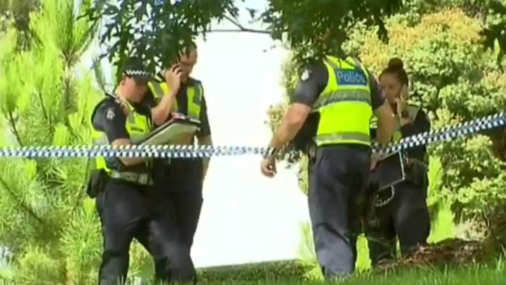 Man found dead near Melbourne's Shrine of Remembrance
