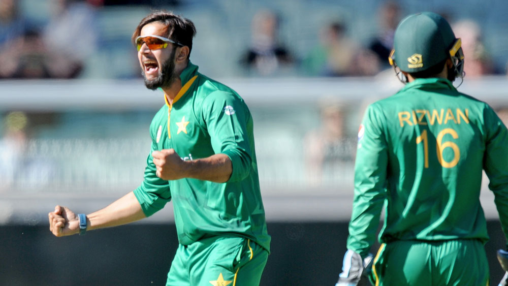 Australia's Marsh out of Pakistan ODIs with shoulder injury