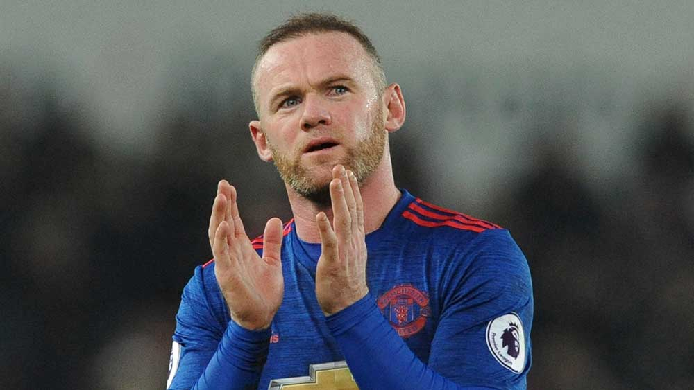Wayne Rooney reportedly headed back to Everton from Manchester United on free transfer