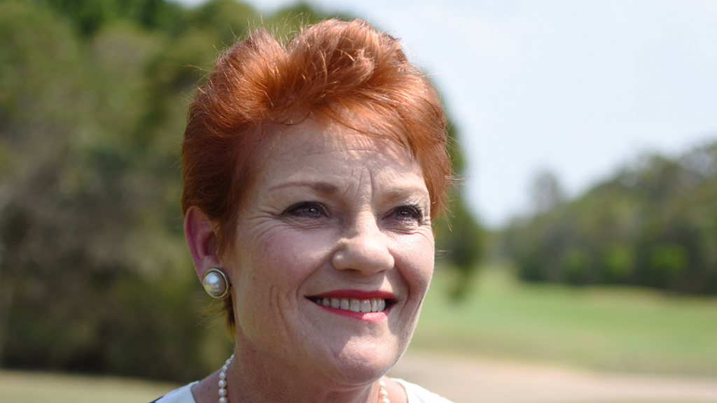 Pauline Hanson's One Nation will preference Labor in the lower house.