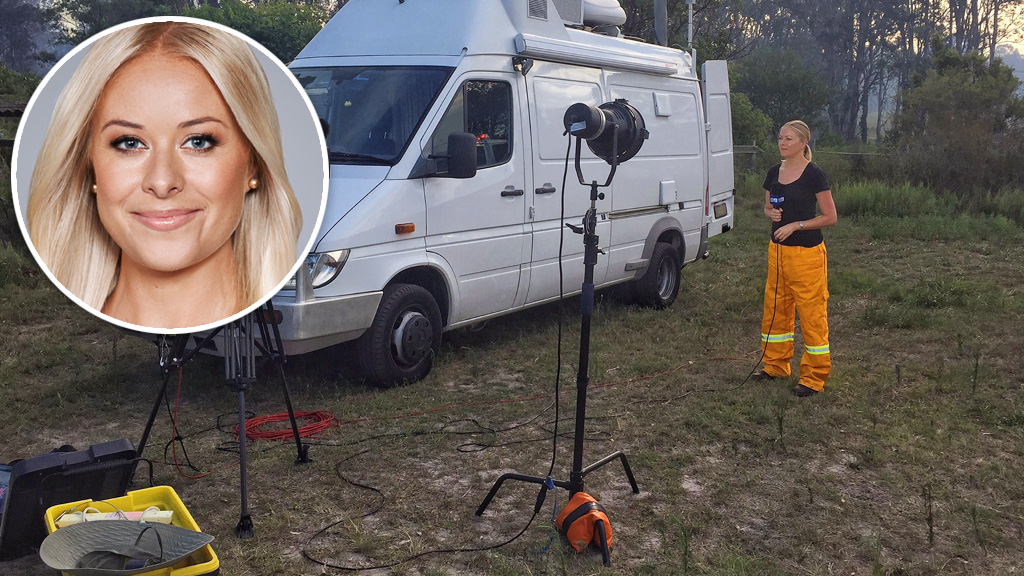 Airlie Walsh: The truth about TV news, it's not just hair and make-up