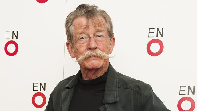 In pictures: The life of John Hurt