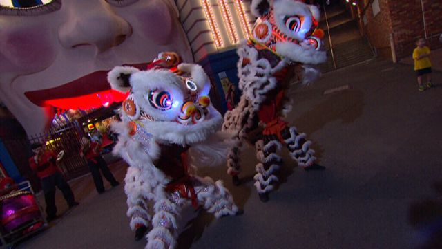 In pictures: The world celebrates the year of the rooster