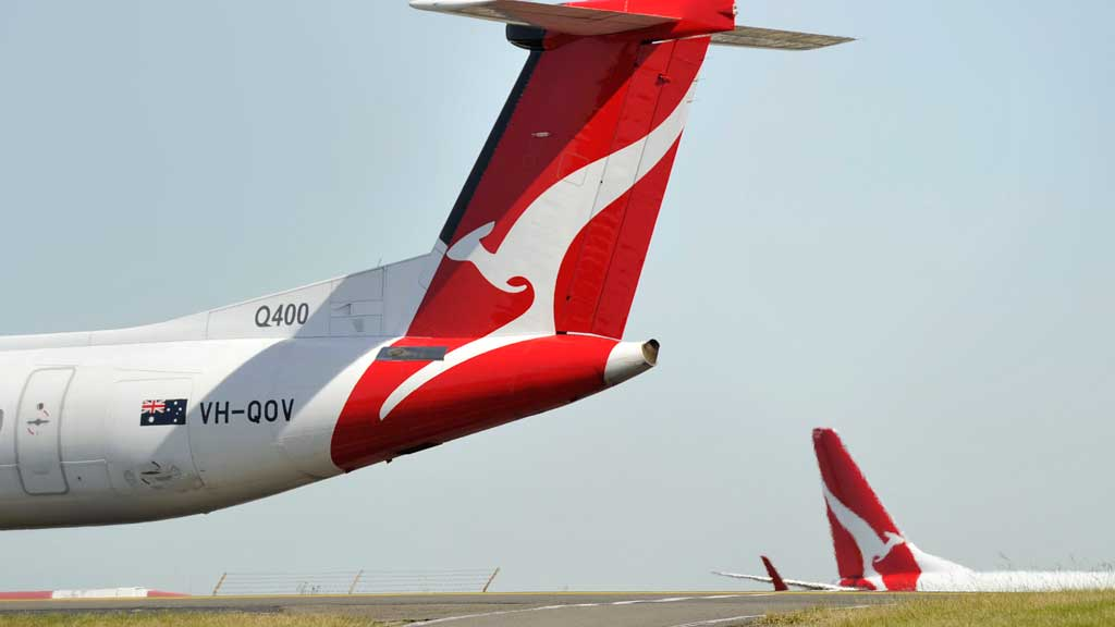 Qantas bookings glitch 'back to normal' after cyber attack fears