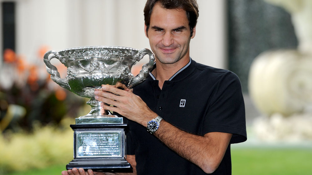 More records for Federer but no match point glory