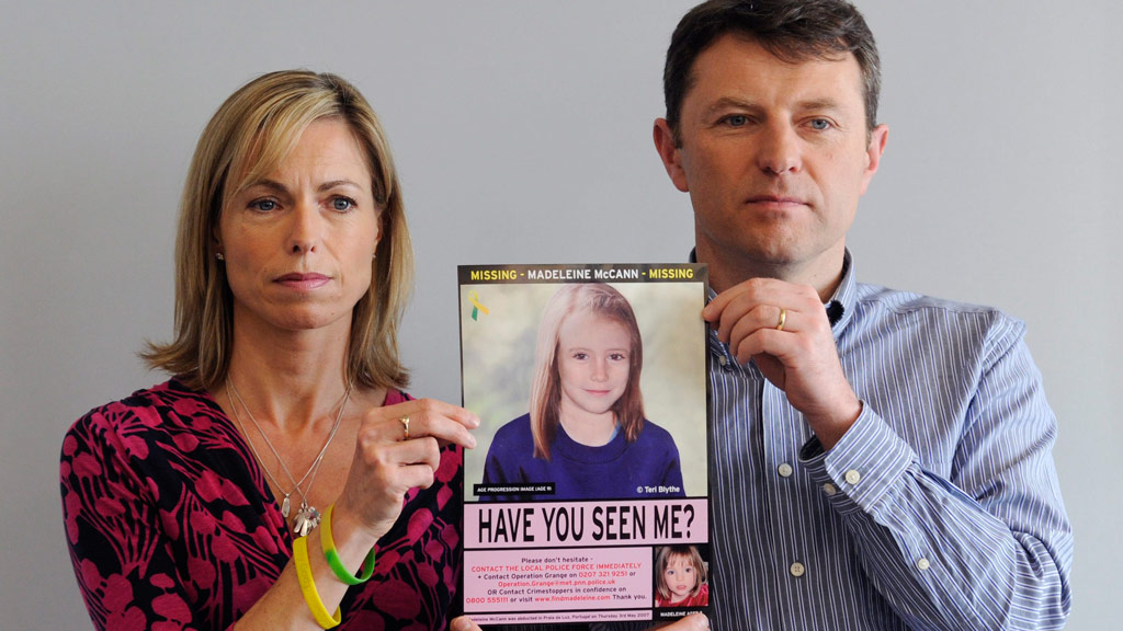 Extra $137,000 for 'last throw of the dice' to find Madeleine McCann