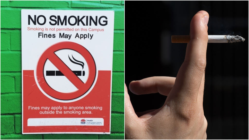 Majority of Queenslanders call for more smoking bans, survey reveals