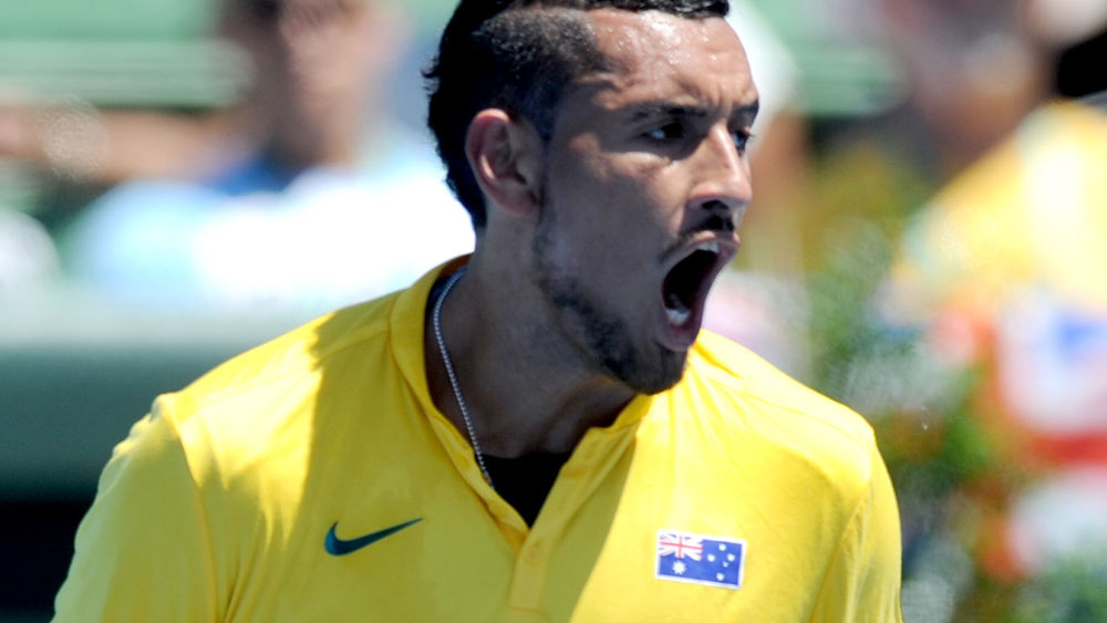 Aussies tee up Davis Cup date with US