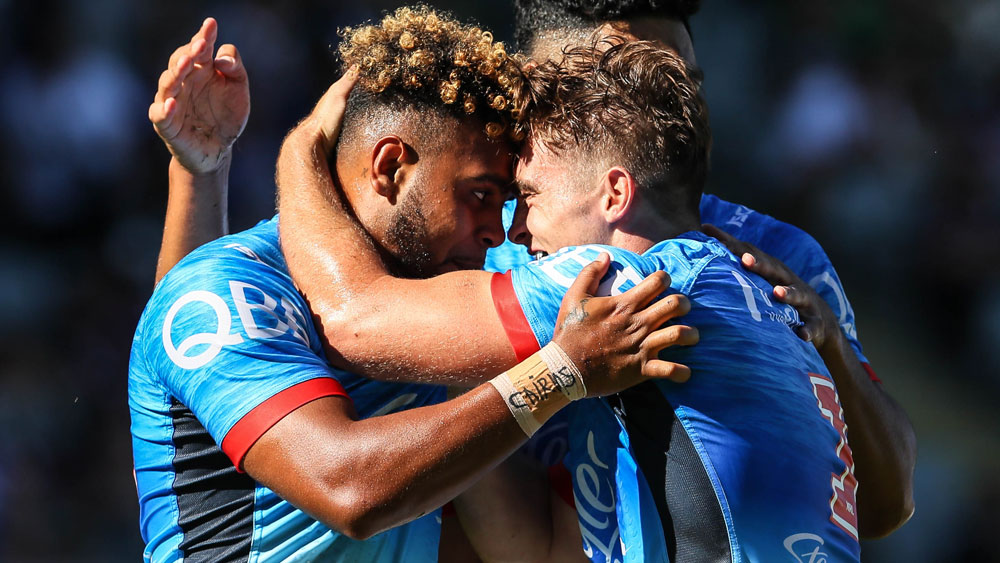 Sydney Roosters take out Auckland Nines