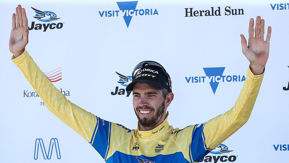 Australian Howson wins Herald Sun Tour