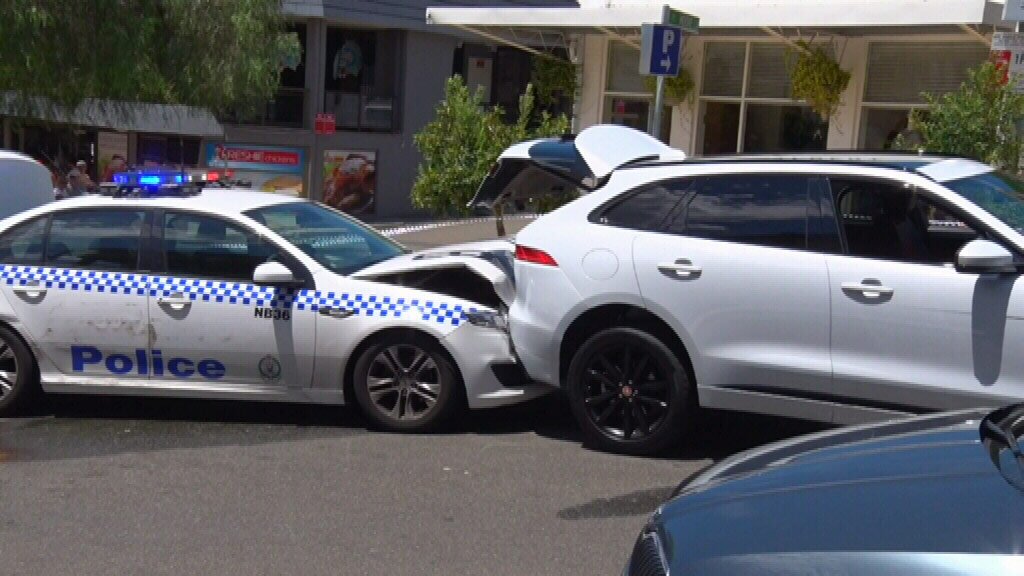 Sydney man charged after allegedly assaulting two police officers
