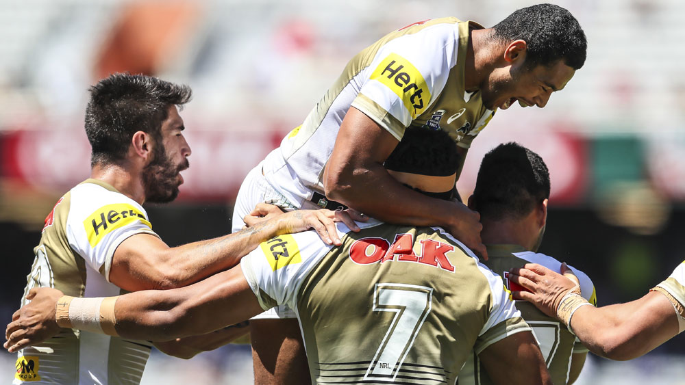 Penrith love the Nines, says coach Griffin