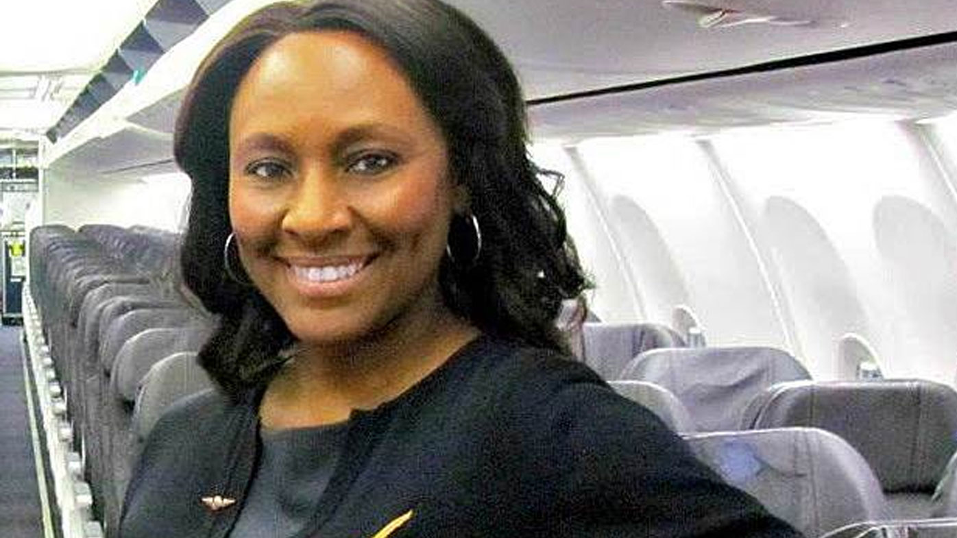 Quick-thinking US flight attendant rescues victim of child trafficking