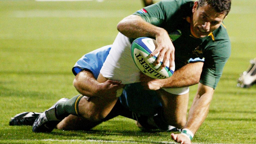 South African rugby great Joost van der Westhuizen dies